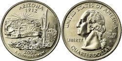 Us Coins - Coin, United States, Quarter, 2008, U.S. Mint, Dahlonega,