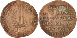 World Coins - Belgium, Token, The Stability of Belgium, 1575, , Copper, 27