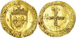 World Coins - Coin, France, Charles VIII, Ecu d'or, Bordeaux, , Gold, Duplessy:575A