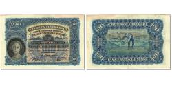World Coins - Banknote, Switzerland, 100 Franken, 1921-1928, 1944-03-23, KM:35r, EF(40-45)