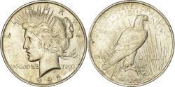 Us Coins - Coin, United States, Peace Dollar, Dollar, 1923, U.S. Mint, Philadelphia