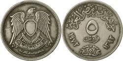 World Coins - Coin, Egypt, 5 Piastres, 1972, , Copper-nickel, KM:A428