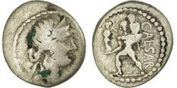 Ancient Coins - Coin, Julius Caesar, Denarius, Rome, , Silver, Crawford:458/1