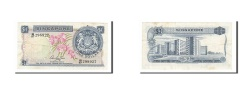 World Coins - Singapore, 1 Dollar, 1971, KM #1c, AU(50-53), B/97