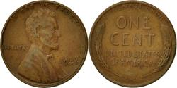 Us Coins - Coin, United States, Lincoln Cent, Cent, 1946, U.S. Mint, Philadelphia