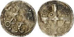 World Coins - Coin, Belgium, Flanders, Anonymous, Maille, c. 1180-1220, Ypres,