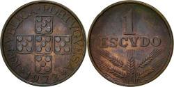 World Coins - Coin, Portugal, Escudo, 1973, , Bronze, KM:597