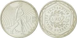 World Coins - Coin, France, 25 Euro, Semeuse, 2009, MS(63), Silver