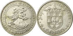 World Coins - Coin, Portugal, 50 Escudos, 1968, , Silver, KM:593
