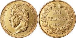 World Coins - Coin, France, Louis-Philippe, 20 Francs, 1847, Paris, , Gold, KM:750.1