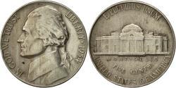 Us Coins - United States, Jefferson Nickel, 5 Cents, 1954, U.S. Mint, Philadelphia