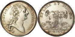 World Coins - France, Token, Louis XVI, Cour des Monnaies de Paris, , Silver