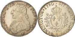 Ancient Coins - Coin, France, Louis XVI, Écu aux branches d'olivier, Ecu, 1790, Limoges