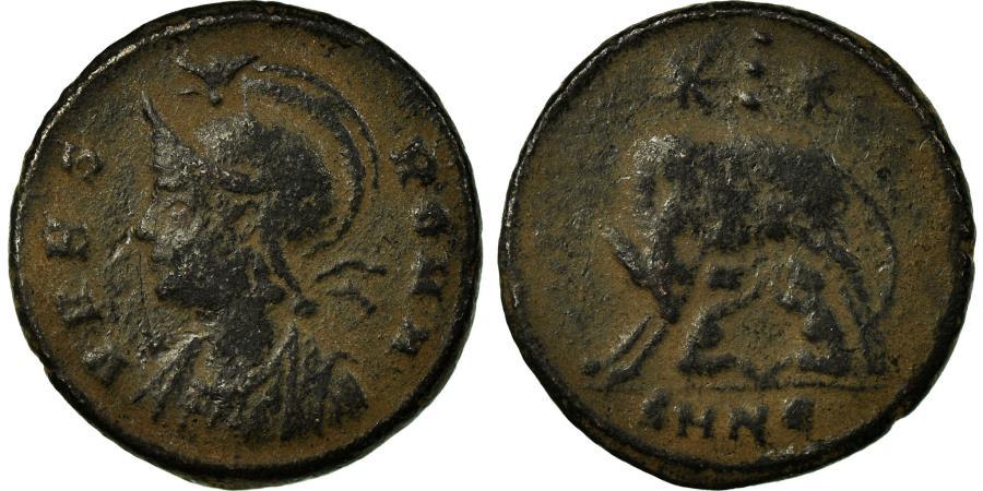 Ancient Coins - Coin, City Commemoratives, Follis, 330-335, Nicomedia, , Bronze