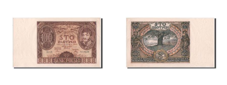 World Coins - Poland, 100 Zlotych, 9.11.1934, KM:75a