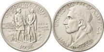 Us Coins - United States, Half Dollar, 1935, Philadelphia, MS(60-62), Silver, KM 165.2