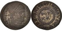 Constantine I, Nummus, Arles, AU(55-58), Copper, RIC:manque