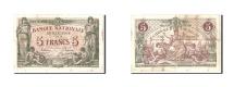 World Coins - Belgium, 5 Francs, 1914, KM:75a, 1914-07-01, EF(40-45)