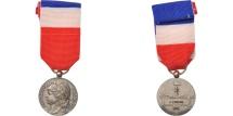 World Coins - France, Médaille d'honneur du travail, Business & industry, Medal, 1989