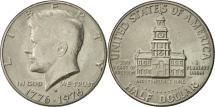 Us Coins - United States, Kennedy Half Dollar, Half Dollar, 1976, U.S. Mint, Denver