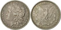 Us Coins - United States, Morgan Dollar, 1881, U.S. Mint, New Orleans, EF(40-45), KM 110