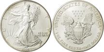 Us Coins - United States, Dollar, 1995, U.S. Mint, Philadelphia, MS(63), Silver, KM:273