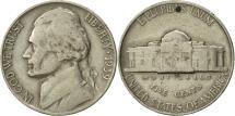 Us Coins - United States, Jefferson Nickel, 5 Cents, 1939, U.S. Mint, Philadelphia