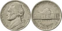 Us Coins - United States, Jefferson Nickel, 5 Cents, 1985, U.S. Mint, Denver, EF(40-45)