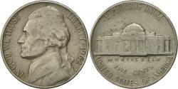 Us Coins - United States, Jefferson Nickel, 5 Cents, 1962, U.S. Mint, Philadelphia