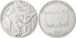 World Coins - Coin, Niger, Fennec, 1000 Francs CFA, 1 Silver Oz, 2013, , Silver