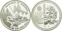 World Coins - Coin, France, Europa - L'art classique et baroque, 6.55957 Francs, 2000, Paris