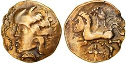 Ancient Coins - Coin, Redones, Stater, 80-50 BC, Unpublished, , Gold