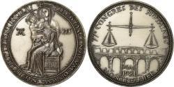 World Coins - France, Token, 77ème Congrès des Notaires de France, Montpellier, 1981
