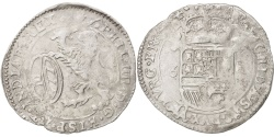 World Coins - Spanish Netherlands, BRABANT, Escalin, 165[-], Antwerp, , GH:333-1