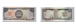 World Coins - Trinidad and Tobago, 10 Dollars, 2006, KM #48, UNC(65-70), AY697973