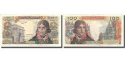 World Coins - France, 100 Nouveaux Francs, Bonaparte, 1961-10-05, VF(30-35), Fayette:59.12