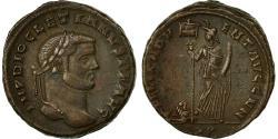 Ancient Coins - Coin, Diocletian, Follis, AD 297, Carthage, , Bronze, RIC:19a