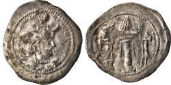Ancient Coins - Coin, Sasanian Kings, Yazdgard I, Drachm, , Silver