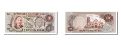 World Coins - Philippines, 10 Piso, 1970, KM #154a, UNC(65-70), DV023072