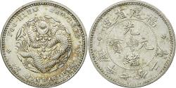 World Coins - Coin, China, FUKIEN PROVINCE, Kuang-hs, 10 Cents, 1903, Fu, , Silver