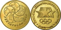 Us Coins - United States of America, Medal, Jeux Olympiques de Los Angeles, Pentathlon