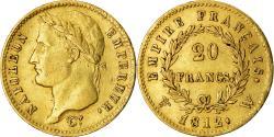World Coins - Coin, France, Napoléon I, 20 Francs, 1812, Lille, , Gold, KM:695.10