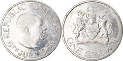 World Coins - Coin, Malawi, Crown, 1966, , Nickel-brass, KM:5