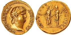 Ancient Coins - Coin, Nero and Poppaea, Aureus, 64-65, Rome, Very rare, , Gold, RIC:44