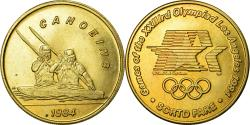 Us Coins - United States of America, Medal, Jeux Olympiques de Los Angeles, Canoeing, 1984