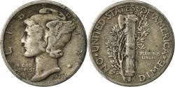 Us Coins - Coin, United States, Mercury Dime, Dime, 1936, U.S. Mint, Philadelphia