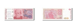 World Coins - Argentina 100 Australes 1985 KM:327b  AU(55-58) 30922482 C