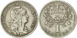 World Coins - Portugal, Escudo, 1927, , Copper-nickel, KM:578