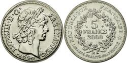 World Coins - Coin, France, 5 Francs, 2000, Paris, , Cupro-nickel, KM:1964