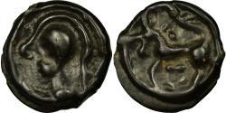 Ancient Coins - Coin, Senones, Potin à la rosace, , Potin, Delestrée:2651
